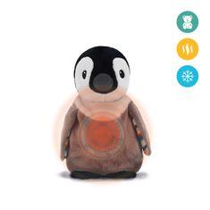 ZAZU grelna mehka igrača - Pingvin PIP