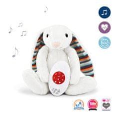 ZAZU glasbena igrača s pomirjajočimi zvoki zajček BIBI