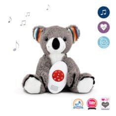 ZAZU glasbena igrača s pomirjujočimi zvoki panda COCO