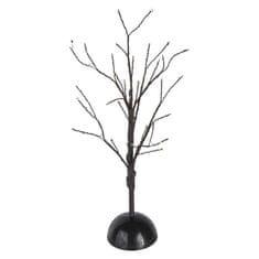Emos Xmas Tree dekoracija, drevo, 32 LED lučke, 3 AA, IP 20, toplo bela