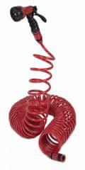 """Kreator KRTGR6703 - Zahradní hadice spirálová Set 15m 3/8"""""""