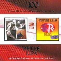 Lipa Peter: Neúprosné ráno / Peter Lipa T&R Band (2x CD) - CD