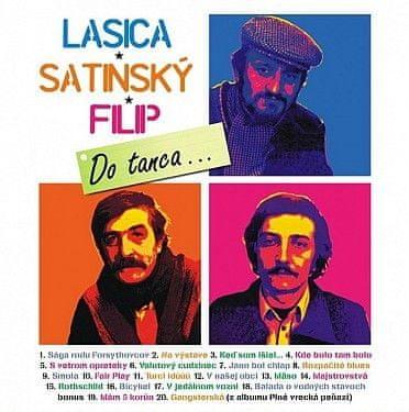 Lasica/Satinský/Filip: Do tanca....i na počúvanie (2x CD) - CD