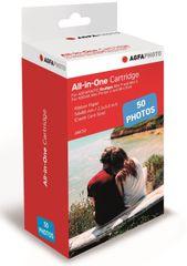 Agfa Realpix Mini 2x3, 50 ks