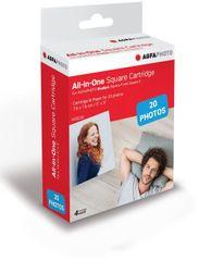 Agfa Realpix Square 3x3, 20 ks
