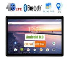 Chuwi Hi9 Air, 4 GB/128 GB, 4G-LTE, Android 8 tablet računalo