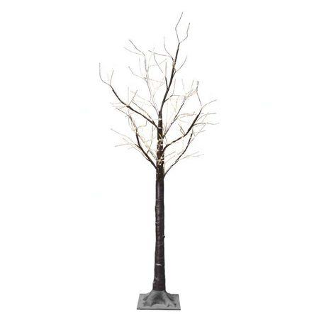 Emos Xmas Tree dekoracija, božično drevo, 180 cm, 400 LED, toplo bela