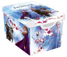 CURVER pudełko do przechowywania L Frozen 2