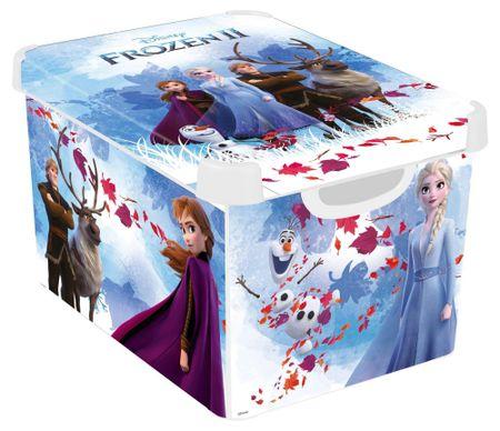 Curver škatla za shranjevanje Frozen 2, L