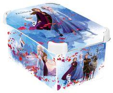 CURVER pudełko do przechowywania S Frozen 2