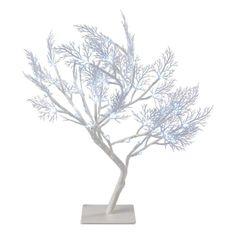 Emos Xmas Tree dekoracija, božično drevo 48 LED, hladno bela