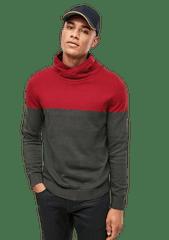s.Oliver férfi pulóver 13.910.61.6587