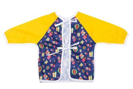 Bobánek zaščitna majica z dolgimi rokavi, motiv mesta