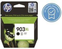 HP 903XL černá originální inkoustová kazeta s vysokou výtěžností (T6M15AE)