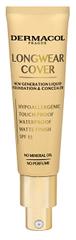 Dermacol Dlhotrvajúci krycí make-up Longwear Cover SPF 15 (Liquid Foundation & Concealer) 30 ml