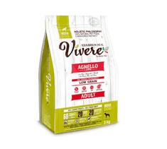 Vivere hrana za odrasle pse srednje velikih pasmina, janjetina, 3 kg