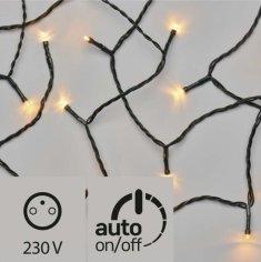 Emos božična razsvetljava, 180 LED, 18 m, vintage, časovnik