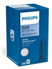 Philips WhiteVision Gen2 auto-žarulja, D2S, 85V, 35W, P32D-2C1 (85122WHV2C1)