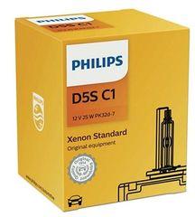 Philips Xenon Standard, D5S, 12 V, 25 W, PK32D-6 C1 (12410C1)