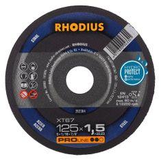 Rhodius Rezný kotúč kov 125x1,5x22,2 XT67