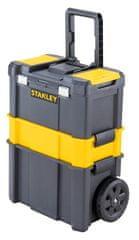 Stanley Pojízdný box Essential 3v1 STANLEY STST1-80151