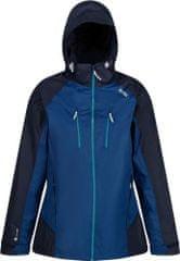 Regatta Dámska bunda Regatta Calderdale III modrá / čierna