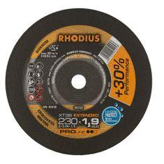 Rhodius Rezný kotúč nerez 230x1,9x22,2 XT38