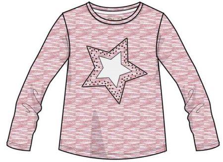 Losan dívčí svetr 168 růžová