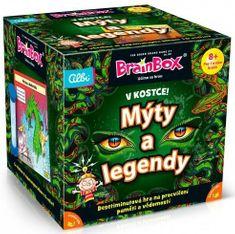 Albi Brainbox - Mýty a legendy