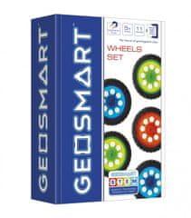 GeoSmart - Sada koleček 11 ks