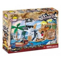Cobi 6014 PIRÁTI Pirátská zátoka 250 k, 3 f, opice