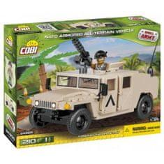 Cobi 24305 NATO terénní vozidlo pouštní, 1:35, 210 k, 1 f