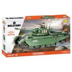 Cobi 3010 WOT Centurion A41 MK.1, 610 k, 1 f