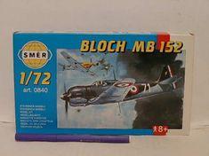 Směr Model Bloch MB 152 1:72