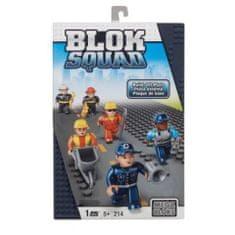 MEGA BLOKS Micro - Blok squad - Základová deska pro stavění