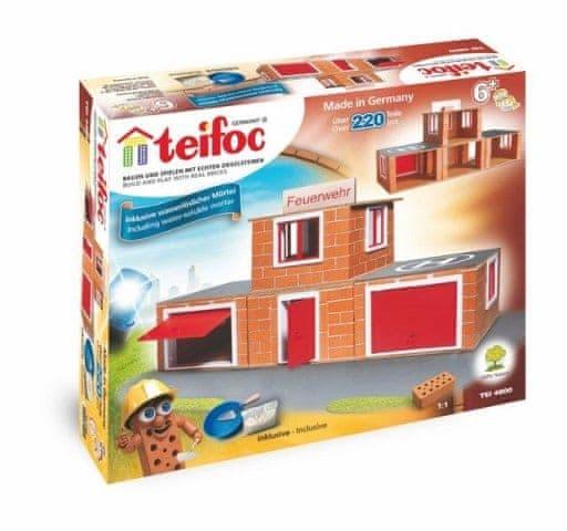 Teifoc Hasičská stanice z cihel Teifoc