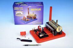 Merkur Stavebnice MERKUR Funkční model parního stroje Standart