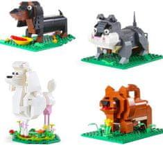XINGBAO Xingbao stavebnice Pejsci typ LEGO 676 dílů
