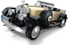 XINGBAO Xingbao stavebnice Rolls Royce Silver Ghost typ LEGO 810 dílů