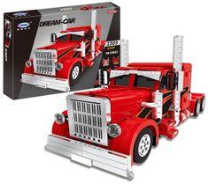 XINGBAO Xingbao stavebnice American monster truck typ LEGO 1505 dílů