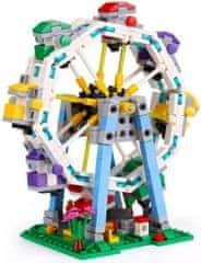 XINGBAO Xingbao stavebnice Ruské kolo typ LEGO 660 dílů