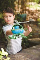Green Toys  Vrtulník modrý