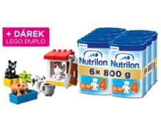 Nutrilon 4 batolecí mléko 6x 800g
