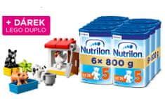 Nutrilon 5 dětské mléko 6x 800g