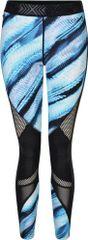Dare 2b Dámske športové legíny Dare2b maximalista modrá / čierna