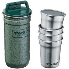 Stanley 661600 poháriky zelené 0,059 l. 4ks