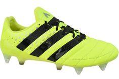 Adidas ACE 16.1 SG Leather AQ4451 44 2/3 Seledynowe