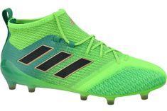 Adidas Ace 17.1 Primeknit FG BB5961 41 1/3 Zielone