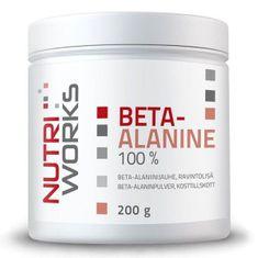 NutriWorks Beta - Alanine 200g