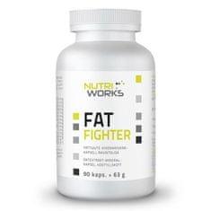 NutriWorks Fat Fighter 90kapslí